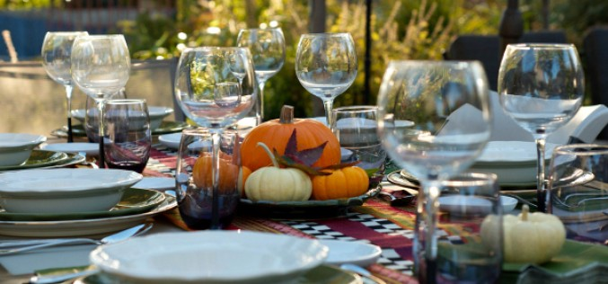 Planning Eco-Friendly Entertaining Menus