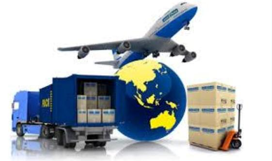 Shipment for Air Freight Delivery