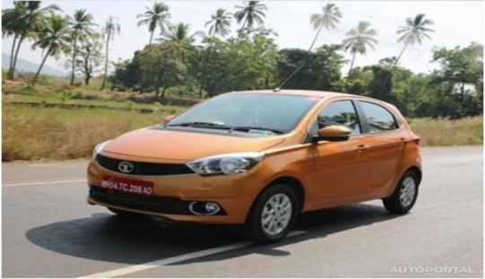 Tata Tiago: Review by Autoportal.com