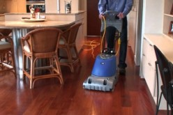 Floor Buffing made easy
