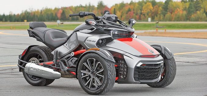 What Type Of Unexpected Driving Benefits Can You Get From Can-Am Spyder F3