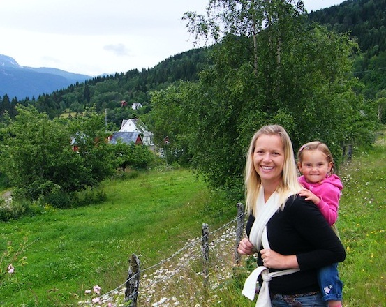 Travelling in Norway