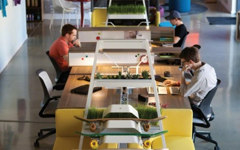 The London Office Space Search