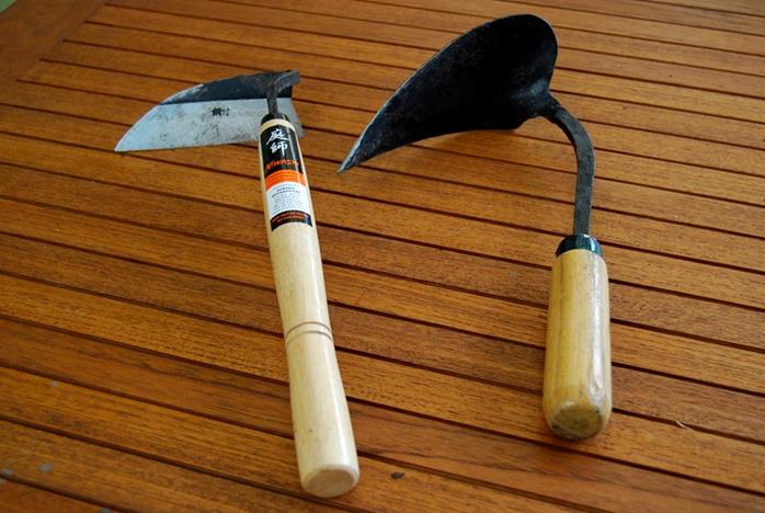 gardening hand tools...